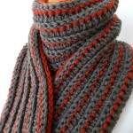 Kleurrijke sjaals haken met gratis patronen