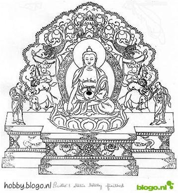 boeddha kleurplaat 2 jpg 359 215 388 secret garden