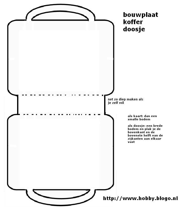 Bouwplaten doosjes gratis - Hoe om kleuren te maken ...