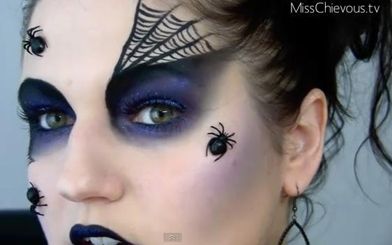 Super Halloween Schmink Voorbeelden DT43 | Belbin.Info @TU67