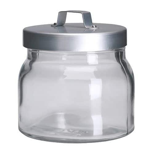 Creatief cadeau idee in een glazen potje