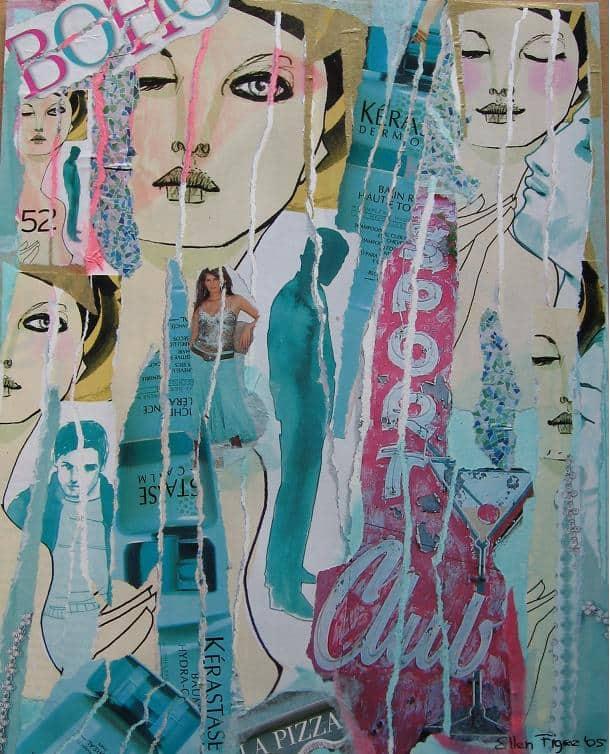 Betere Hoe papier collages maken - Hobby.blogo.nl MO-65