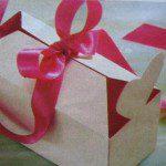 Bonbondoos bouwplaat ook voor Valentijn