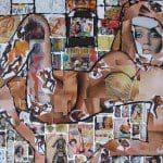 Blote vrouw collage ter inspiratie met tips