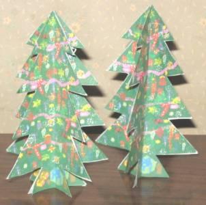 3d Kerstboom Knutselen Hobby Blogo Nl