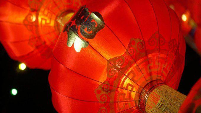 Chinee nieuwjaar