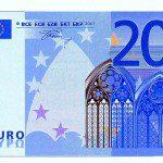 Vis vouwen met papieren geld