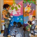 Project muurschilderen goed initiatief