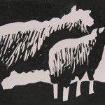 Linoleum snijden techniek en resultaat