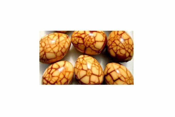 eieren marmeren is niet moeilijkl