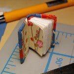 Hoe miniboek zelf maken