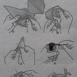 Spuitzakje van vetvrij papier zelf maken