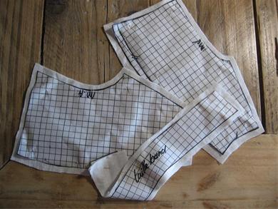 Spiksplinternieuw Patroon baby broekje 0-3 maanden - Hobby.blogo.nl HJ-06