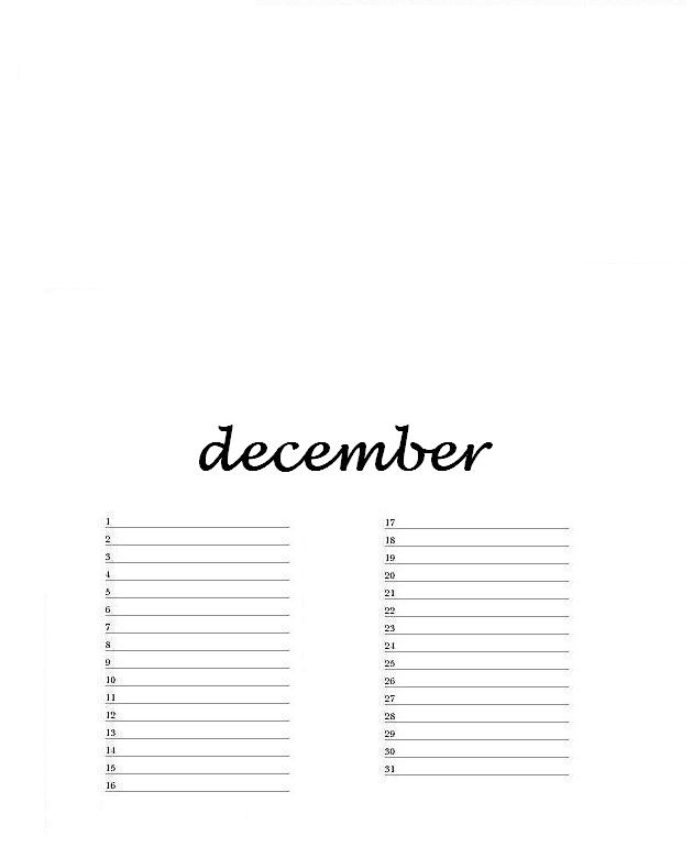 Verjaardags Kleurplaat Verjaardagskalender December Hobby Blogo Nl