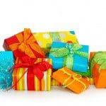 Papieren doosjes vouwen voor feestdagen