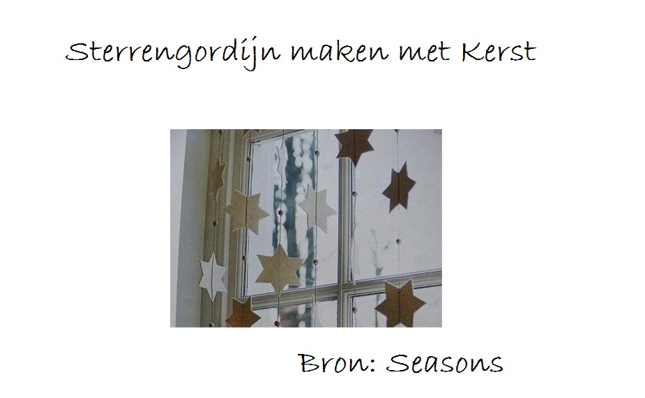 sterrengordijn-seasons