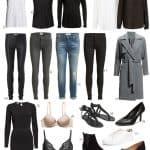 Basiskleding voor iedere vrouw