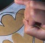 Artistieke handen is kunst van amateurs