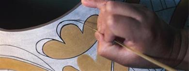 artistieke handen
