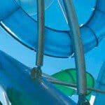 Attractiepark en zwemmen