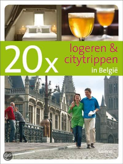 steden bezoeken in Belgie
