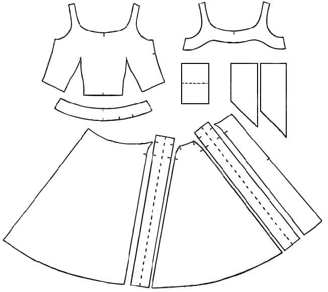 patronen kleding gratis