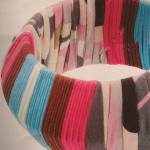 Brede retro armband restylen