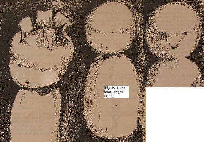 patroon lappenpop klein 4