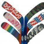 Hockeystick als sinterklaas surprise