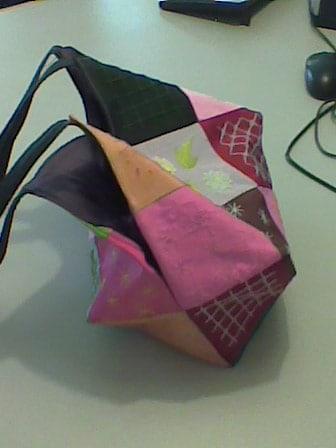 handtas patchwork