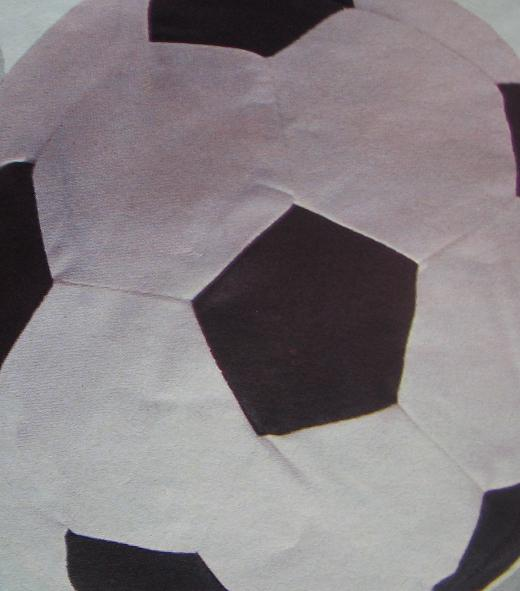 patchwork voetbal