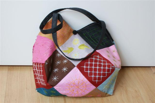 patroon handtas patchwork 3