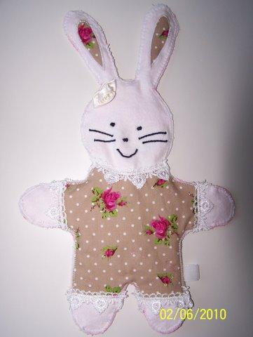 Extreem patroon knuffel konijn zelf maken - Hobby.blogo.nl @RH21