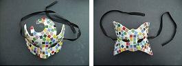 Masker mozaieken werkbeschrijving