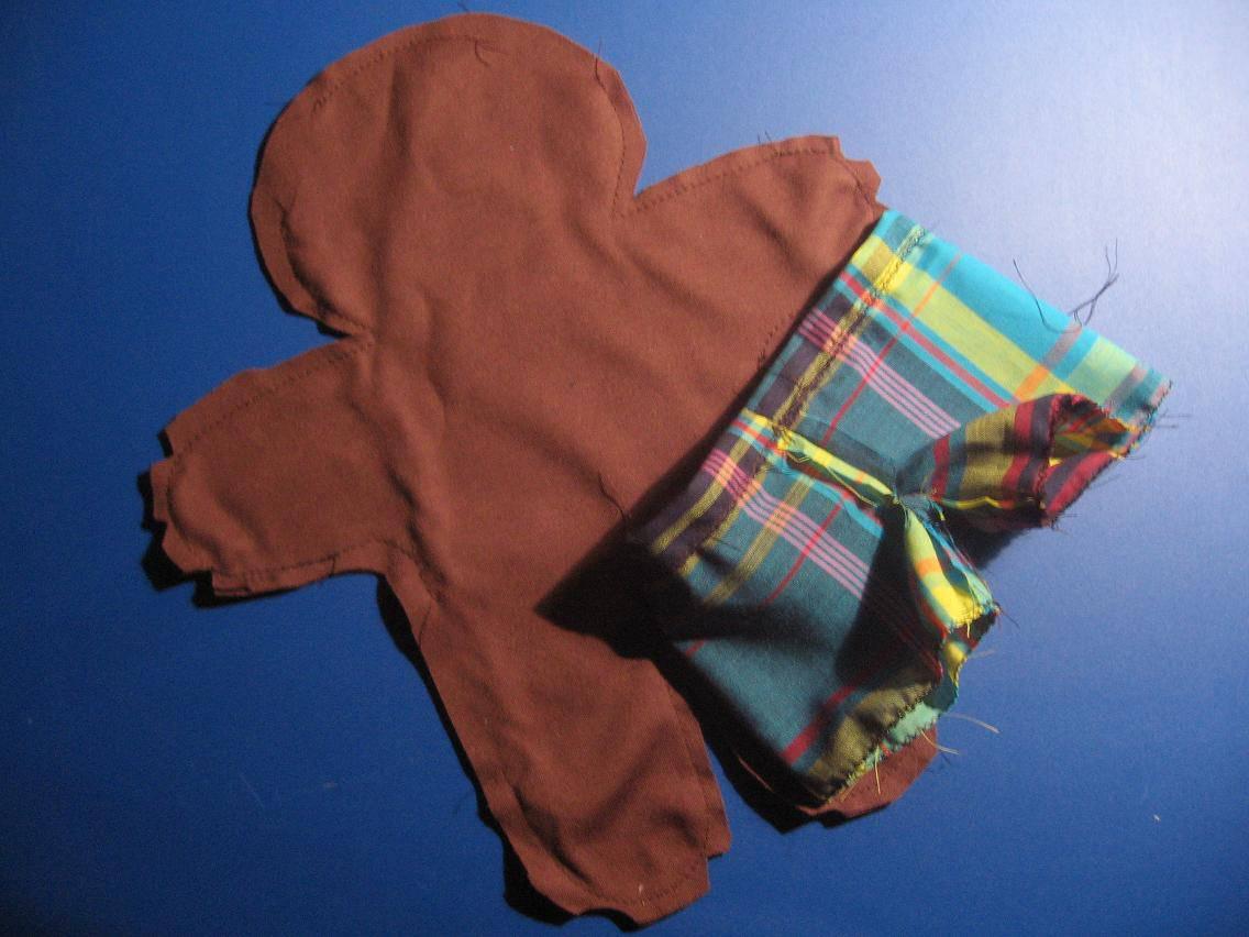 patroon knuffelbeer 3