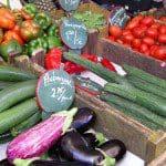 Boerenmarkt gezond lekker en verstandig