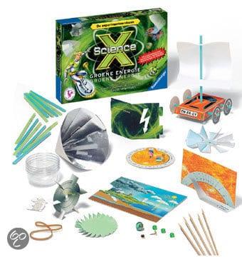 duurzame energie spel voor kinderen