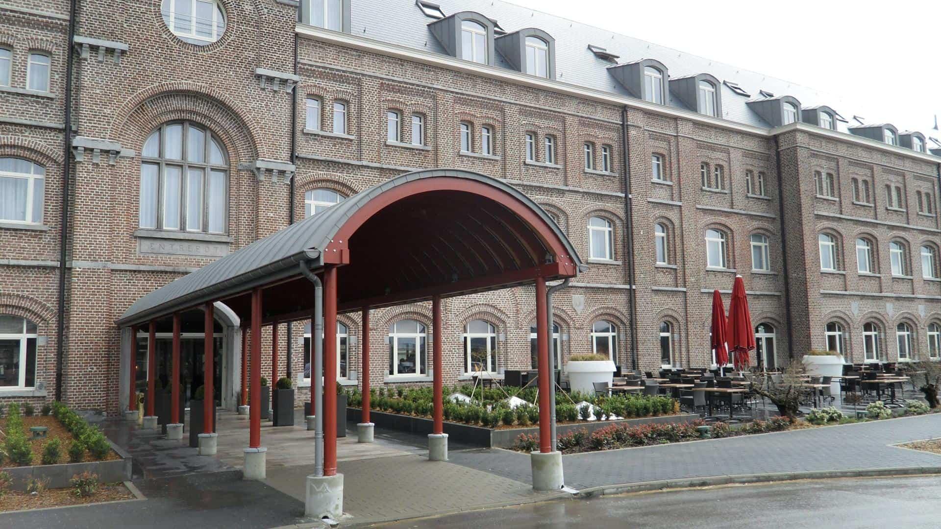 Paar dagen in Van der Valk Verviers