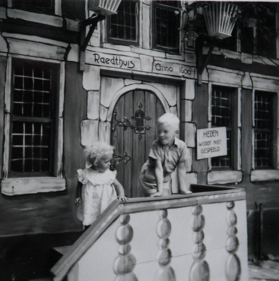 de Efteling 1956