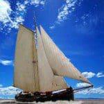 Zeilen op Waddenzee en meer