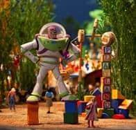 Disney Parijs levensgroot Buzz