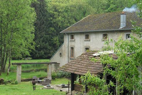 Moulin le Thieloup Aillevillers Frankrijk