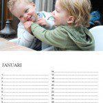 Verjaardagskalender simpel en gratis