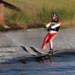 Waterskiën leren in Alphen aan den Rijn