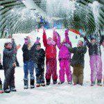 Sneeuwplezier ook in de zomer bij Skidome