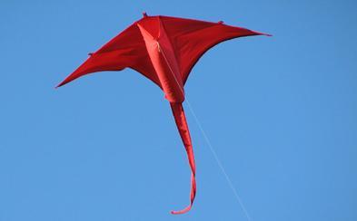 vliegerles en vlieger bouwen