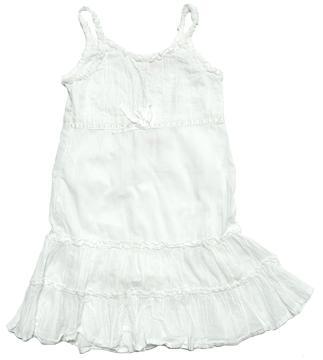 Witte kleding met persoonlijk tintje