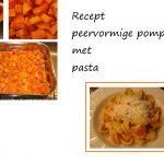 Recept met peervormige pompoen
