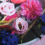 Simpel en snel bloemenschaal maken
