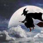 Heksenbezem maken voor Halloween of carnaval